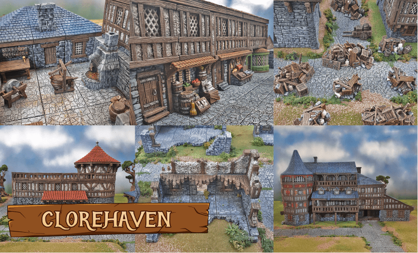 Clorehaven - Add-On