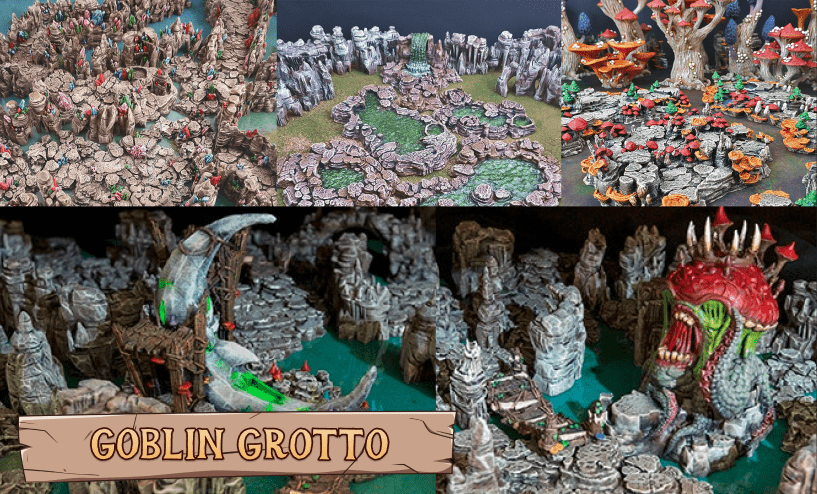 Goblin Grotto - Add-On