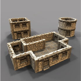 Old Stone House - Add-On