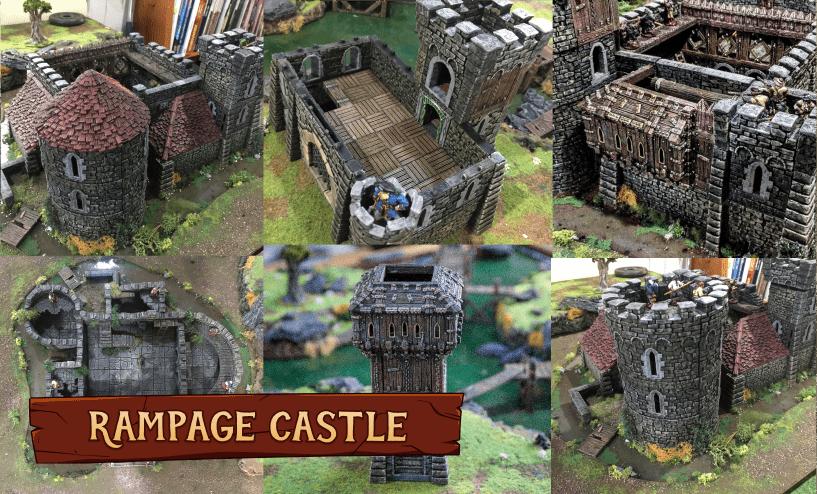 Rampage Castle - Add-On
