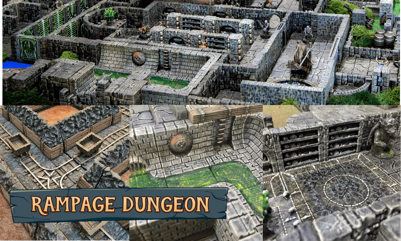 Rampage Dungeon - Add-On